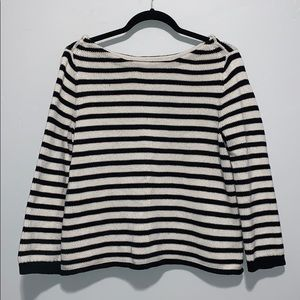 MARLED - Stripes sweater- Size L
